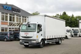 bakwagen vrachtwagen Renault 16.270 DXi/Schiebeplane/LBW/Klima/TOP! 2013