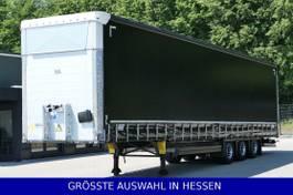 huifzeil oplegger Schmitz Cargobull Mega Varios Liftachse Neue Plane €318.-mtl.Rate 2016