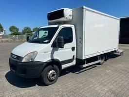 koelwagen bestelwagen Iveco 65C17 Kühlkoffer 2010