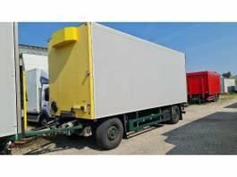 koelwagen aanhanger Schmitz Cargobull Anh.ISOLIERKOFFER für BLUMEN 7 m LBW 1,5 TO. 2011