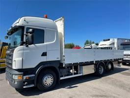 platform vrachtwagen Scania R 6X2 2008