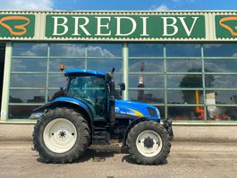 standaard tractor landbouw New Holland T 6050 2005