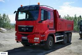 kipper vrachtwagen > 7.5 t MAN TGS 26 6x4 tipper truck 2011