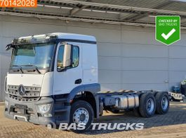 chassis cabine vrachtwagen Mercedes-Benz 2636 6X4 L New! Big-Axle Euro 5 2020