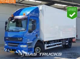 bakwagen vrachtwagen DAF LF 55 4X2 NL-Truck Ladebordwand Euro 5 2007