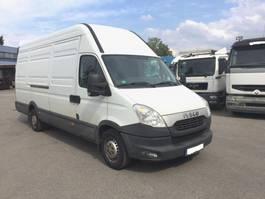gesloten bestelwagen Iveco 35S17 3.0D MAXI L3 H3 Euro5 Luftfederung 2013