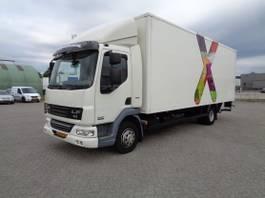 bakwagen vrachtwagen DAF LF45.200, Euro 5 EEV, Low KM, NL Truck, TOP!! 2011