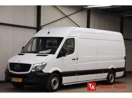 gesloten bestelwagen Mercedes-Benz 2.2 CDI L3H2 POST NL MET SCHAPPEN AUTOMAAT 2014