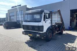 containersysteem vrachtwagen Mercedes-Benz 1726 Day Cab, Euro 1, // Full steel // Manual Gearbox // Big Axle // 8 C... 2000