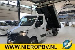 open laadbak bedrijfswagen Renault Kipper Airco Navi Trekhaak Nieuw 2021