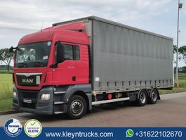 schuifzeil vrachtwagen MAN TGX 26 volume 2015