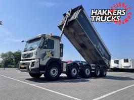 kipper vrachtwagen > 7.5 t Volvo FMX 10X6 jubilee edition 2010