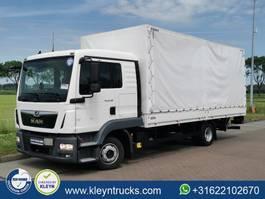 bakwagen vrachtwagen MAN 8.180 8.6t manual airco 2018