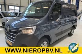 gesloten bestelwagen Renault L1H1  Airco Navi Trekhaak Nieuw 2021