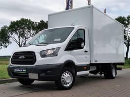 gesloten bestelwagen Ford 2.0 bakwagen + laadklep 2019