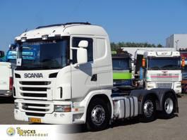 standaard trekker Scania + Euro 5 + 6X2 2011