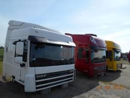 cabine - cabinedeel vrachtwagen onderdeel DAF XF 105  2012/2013 2012