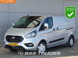 gesloten bestelwagen Ford 130PK L2H1 2x schuifdeur Camera Trekhaak Trend 7m3 A/C Towbar Cruise con...