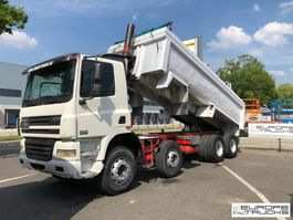 kipper vrachtwagen > 7.5 t DAF CF 85 Full steel - Manual - Euro 3 - Airco 2003