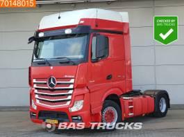 standaard trekker Mercedes-Benz Actros 4X2 NL-Truck 2x Tanks Parking-Cooler GigaSpace 2014