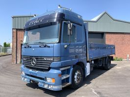 bakwagen vrachtwagen Mercedes-Benz Actros - 1999 - Euro 2 - 5512 1999