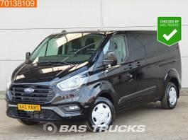 gesloten bestelwagen Ford 2.0 TDCI 130PK L2H1 Automaat 2x Schuifdeur Trekhaak Camera Cruise 7m3 A/...