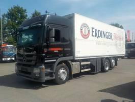 overige vrachtwagens Mercedes-Benz Actros L 6x2 BlueTec5 2541 2544 2012