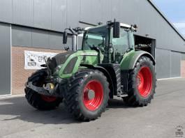 standaard tractor landbouw Fendt 724 Vario ProfiPlus 2013