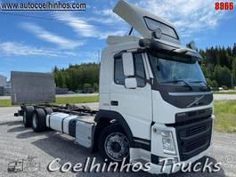 chassis cabine vrachtwagen Volvo FM 2015