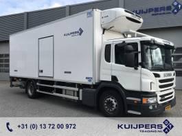 koelwagen vrachtwagen Scania Koelwagen / Thermo King T800R / Dhollandia Laadklep 2016