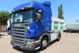 standaard trekker Scania R Manual gearbox, Retarder, 862767 km 2008