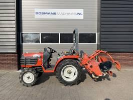 standaard tractor landbouw Kubota B72 4WD minitractor incl frees 1998