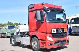 gevaarlijke stoffen trekker Mercedes-Benz Actros E6 ADR FL/AT Hydraulik Retarder 2015