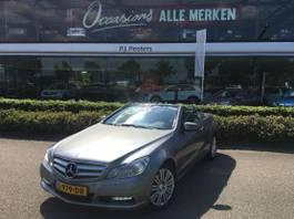 cabriolet auto Mercedes-Benz Cabriolet 200 CGI Elegance (clim. control - cruise control - Parks. v+a ... 2012