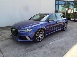 stationwagen Audi Avant 2016
