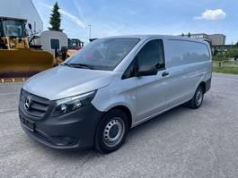 gesloten bestelwagen Mercedes-Benz Vito 111 CDI-Lang 2017