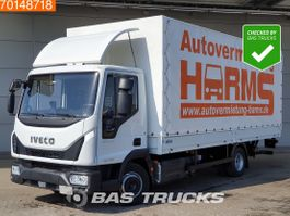 overige vrachtwagens Iveco Eurocargo 80E190 4X2 Manual Ladebordwand Euro 6 2017