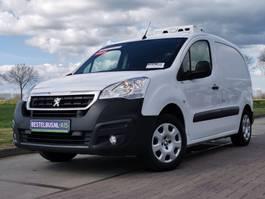 koelwagen bestelwagen Peugeot 1.6 hdi frigo koelwagen 2017