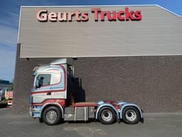 standaard trekker Scania R500-V8 V8 6X4 TREKKER/TRACTOR/SATTELZUGMASCHINE 2006
