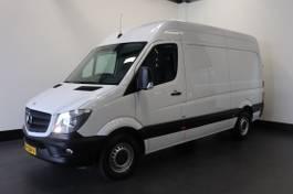 gesloten bestelwagen Mercedes-Benz 313 2.2 CDI L2H2 Automaat - Airco - Navi - Cruise - € 13.950,- Ex. 2014