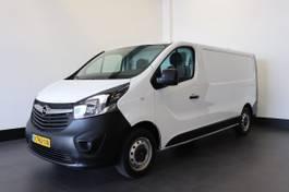 gesloten bestelwagen Opel 1.6 CDTI L2H1 - Airco - Navi - Cruise - € 12.500,- Ex. 2018