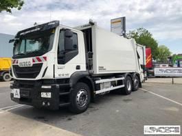 vuilkar camion Iveco AD260S330 German - Zoeller - Faun - Euro 6 - 20 units 2014