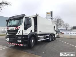 vuilkar camion Iveco Stralis AD260S330 German - Zoeller - Faun - Euro 6 - 20 units 2014