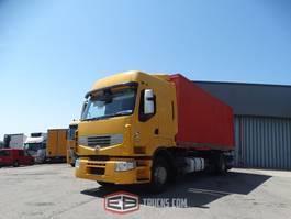 bakwagen vrachtwagen Renault Premium 2011