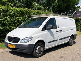 gesloten bestelwagen Mercedes-Benz 109 CDI | Lang | Airco Imperiaal | 2x schuifdeur 2007