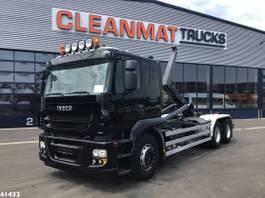 containersysteem vrachtwagen Iveco Trakker AT260S42 2011