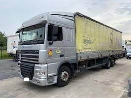 schuifzeil vrachtwagen DAF XF 105 105 XF 410 2009