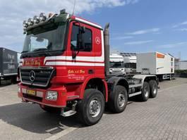containersysteem vrachtwagen Mercedes-Benz 4144 AK 8X6 2007 bj 2007