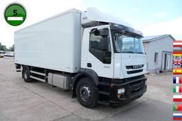 koelwagen vrachtwagen Iveco Stralis 190 AD S42 CARRIER SUPRA 550 LBW KLIMA E 2010