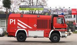 overige vrachtwagens Mercedes-Benz 1843 4x4 OFF ROAD EXPEDITION Feuerwehr 1998